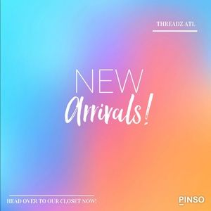 Tops - New Arrivals! : Threadz Atl